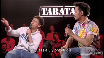 Interview Rizzle Kicks (2012)