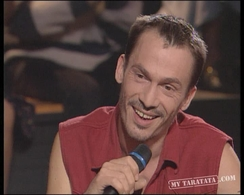 Interview Florent Pagny (1994)