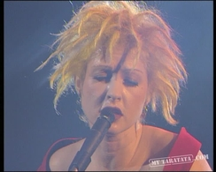 "Cyndi Lauper ""Time After Time"" (1994)"