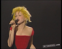 "Cyndi Lauper ""Change Of Heart"" (1994)"