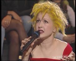 Interview Cyndi Lauper (1994)