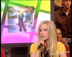 Interview N°2 Avril Lavigne (2007)