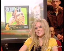 Interview Avril Lavigne (2007)