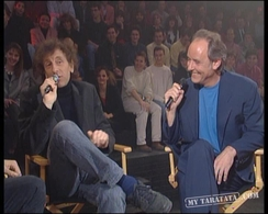 Interview Maxime Le forestier / Alain Souchon (1993)