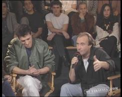 Interview Phil Collins / Indochine (1993)