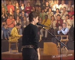 Interview Michel Sardou / Richard Marx (1994)