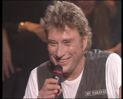 Interview Johnny Hallyday (1994)