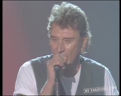 "Johnny Hallyday / Tanya Saint-Val "" Love Affair "" (1994)"