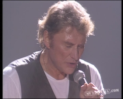 "Johnny Hallyday ""Fool For The Blues"" (1994)"