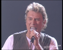 "Johnny Hallyday / Foreigner ""Hey Joe"" (1994)"