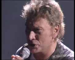 "Johnny Hallyday ""I Wanne Make Love To You"" (1994)"