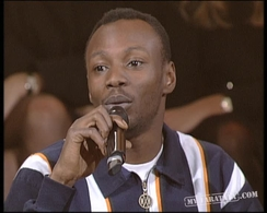 Interview Mc Solaar /  Youssou N'Dour (1995)