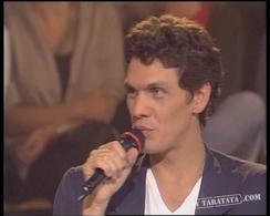 Interview Marc Lavoine / Regg'Lyss (1993)