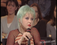 Interview N°2 Cyndi Lauper (1997)