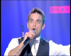 "Robbie William ""Place To Crash"" (2005)"