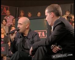Interview Benabar / Astonvilla (2006)