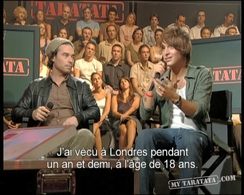 Interview Paolo Nutini / Jehro (2006)