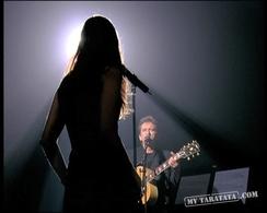 """HF Thiéfaine / Zazie """"Avec Le Temps"""" (2005)"""