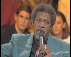 Interview Luther Allison (1997)