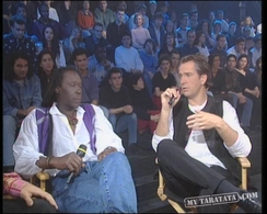Interview Peter Gabriel / Geoffrey Oryuma (1993)