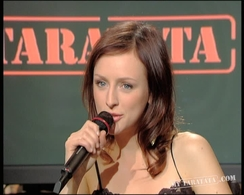 Interview Sarah Slean / Razorlight (2006)