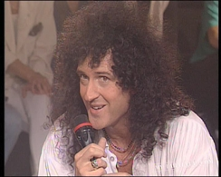 Interview Brian May (1993)
