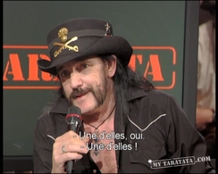 Interview Motörhead (2007)