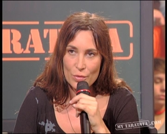 Interview Zazie (2007)