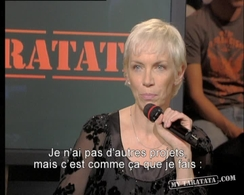 Interview N°2 Annie Lennox (2007)