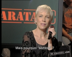 Interview Annie Lennox (2007)
