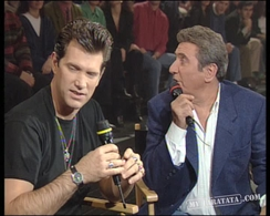Interview Gilbert Bécaud / Chris Isaak (1993)