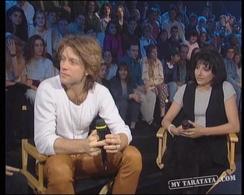 Interview Liane Foly / Bon Jovi (1993)