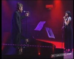 "Liane Foly / Tcheky Karyo ""La Foule"" (1993)"
