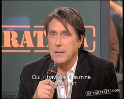 Interview Bryan Ferry (2007)