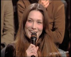 Interview Bryan Ferry / Carla Bruni (2007)