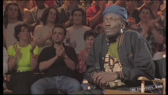 Interview Jimmy Cliff (1995)