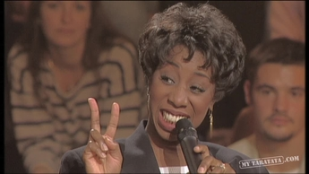 Interview Oleta Adams / Tears For Fears (1995)