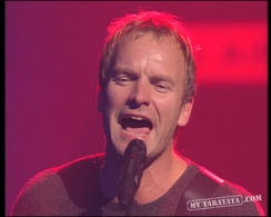 "Sting ""This Cowboy Song"" (1994)"