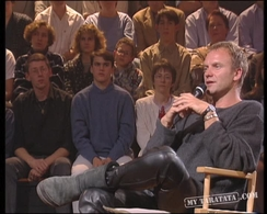 Interview N°2 Sting (1994)
