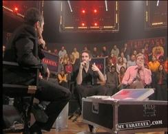 Interview Yannick Noah / Vincenty Delerm / Philippe Katerine (2005)
