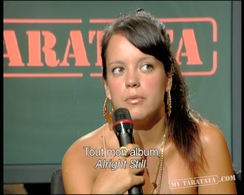 Interview Lily Allen (2006)