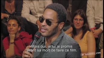 Interview Lenny Kravitz / Asa (2009)