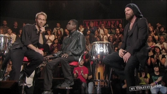 Interview Sting / Geoffrey Gurrumul (2009)