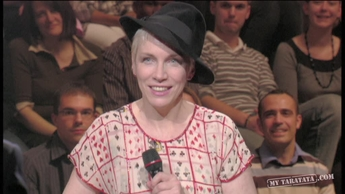 Interview Annie Lennox (2009)
