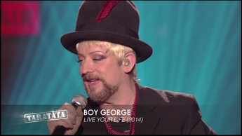 "Boy George ""Live Your Life"" (2014)"