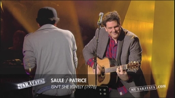 "Saule / Patrice ""Love Is All""  / ""Isn't She Lovely'""/ ""Love Is All"" (2013)"
