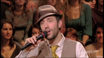 Interview Charlie Winston (2010)