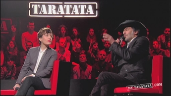 Interview Rachid Taha / Jeanne Added  (2013)