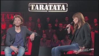 Interview Carla Bruni / Raphael (2013)