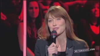 Interview Carla Bruni (2013)